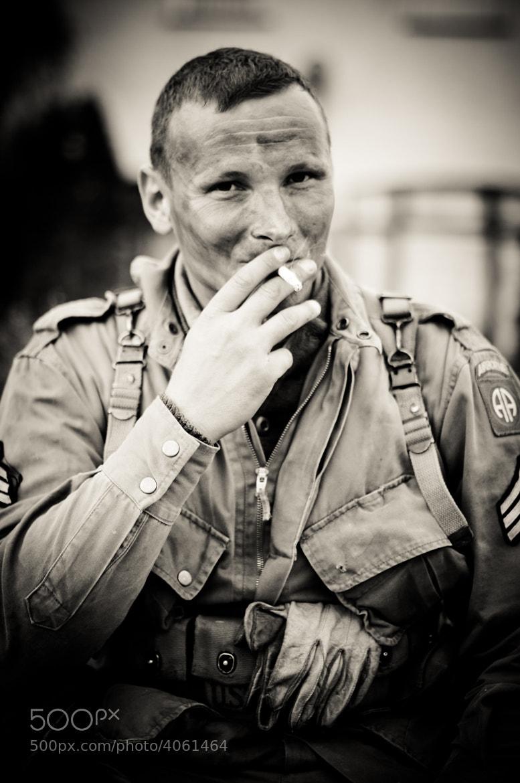 Photograph D-Day Hel 2011War by Maciej Wronski on 500px
