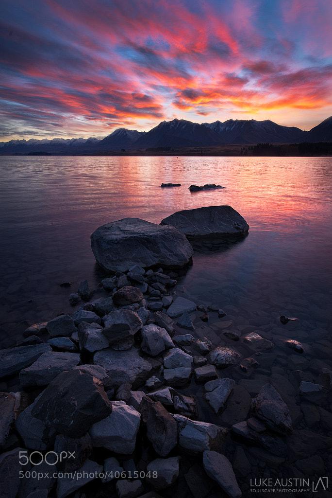 Photograph Lake Tekapo - New Zealand by Luke Austin on 500px
