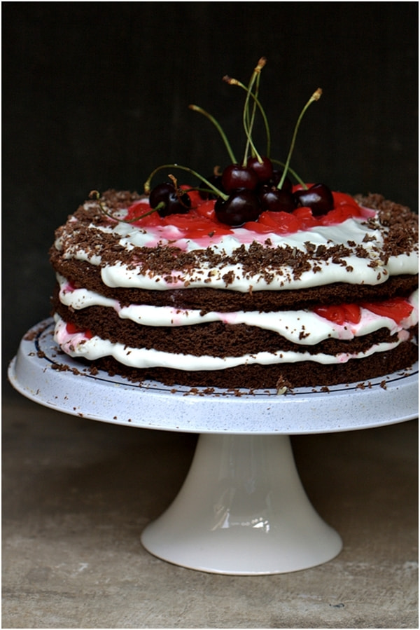Photograph Black Forest Cake by Deeba Rajpal on 500px