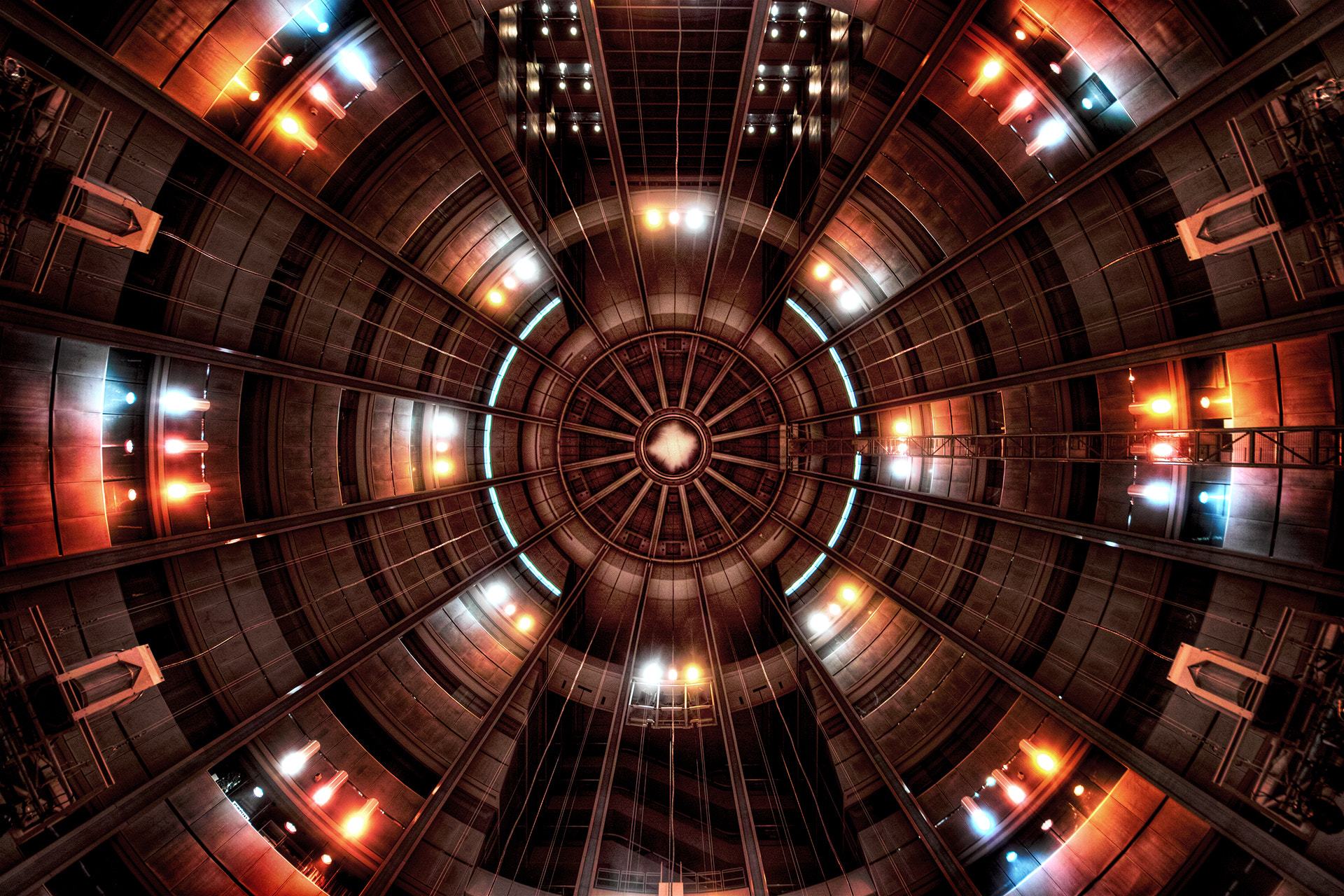 Photograph The Core of the Starship by Azul Obscura on 500px