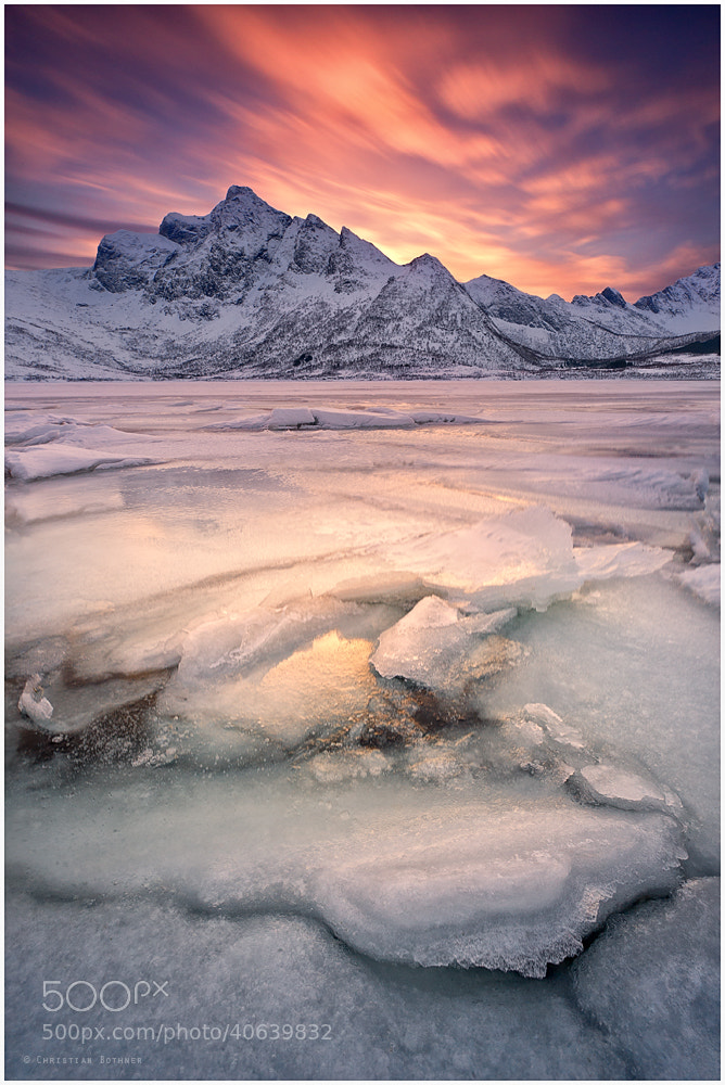 Photograph Fire And Ice by Christian Bothner on 500px