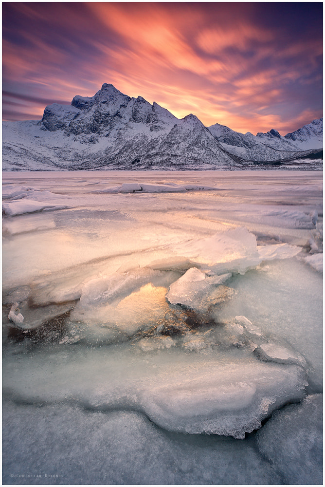 Photograph Fire And Ice by Christian Ringer on 500px