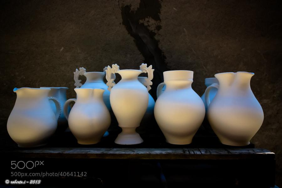 Photograph pots by Roberto Iosupescu on 500px