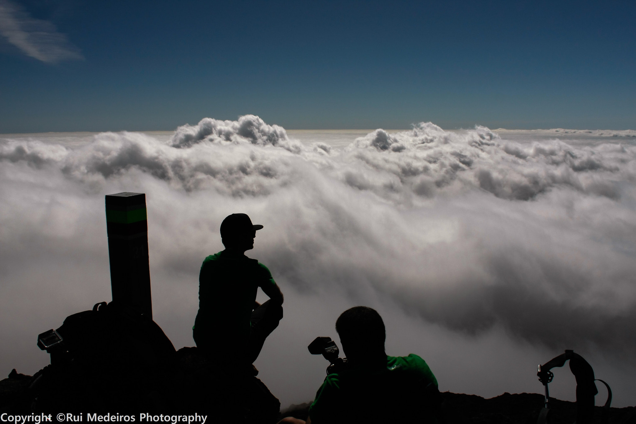 Photograph ABOVE DE CLOUDS by rui medeiros on 500px