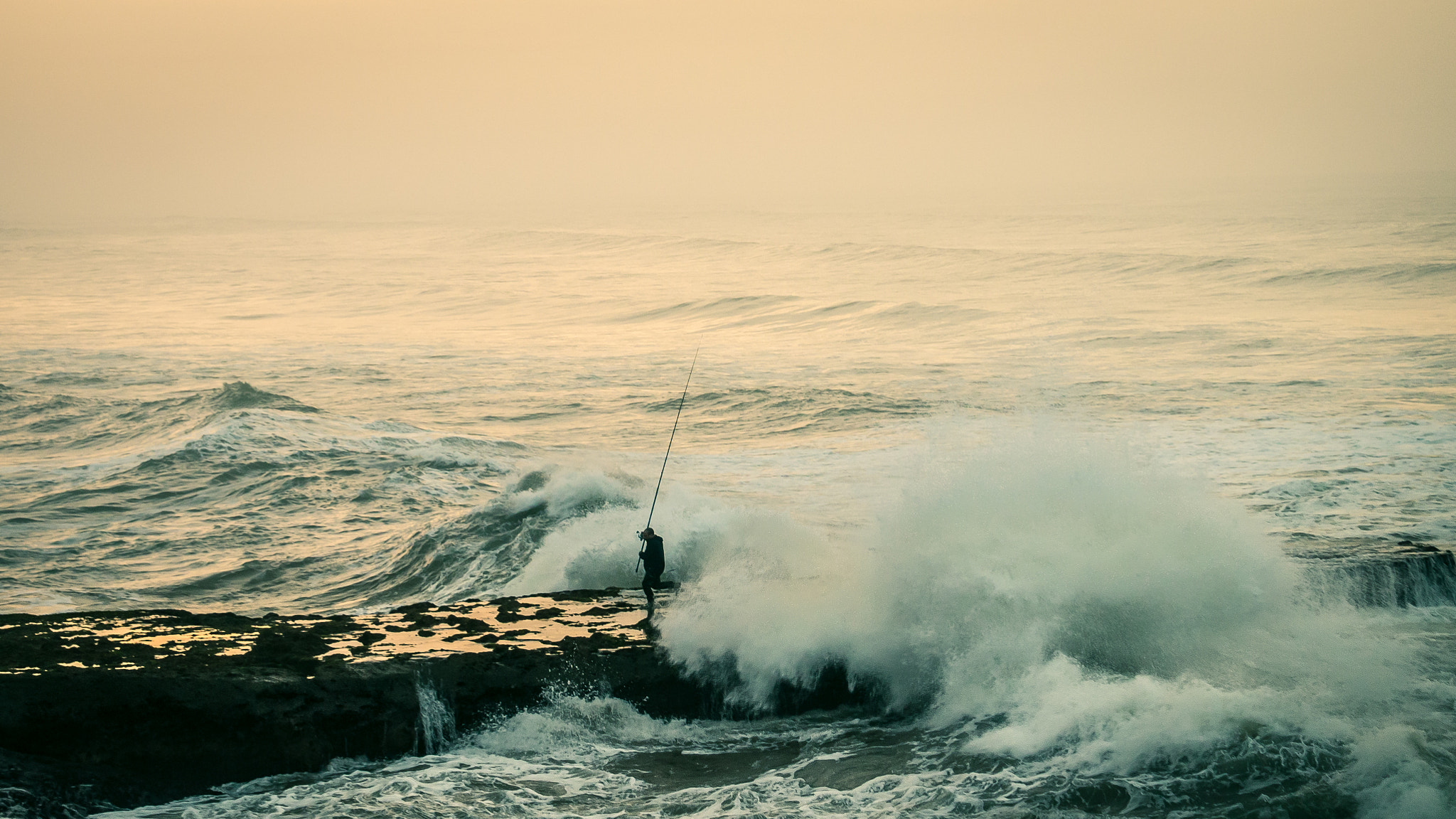 Photograph ... Unlucky Fisherman by Amine Fassi on 500px