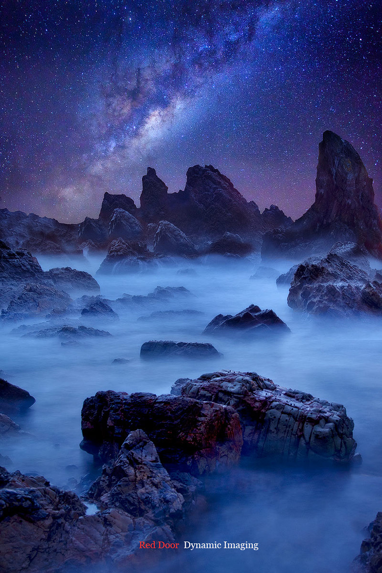 Photograph Under The Milkyway Tonight by Rod Trenchard on 500px