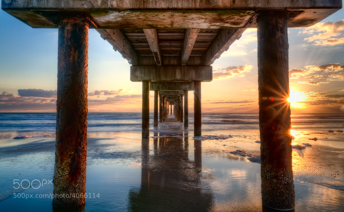 Photograph St Augustine Pier by Tom Baker on 500px