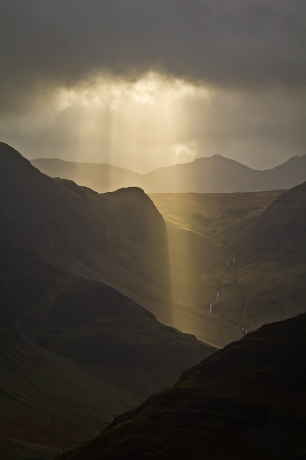 Photograph Waterfall of Light by Hugh Leoidsson on 500px