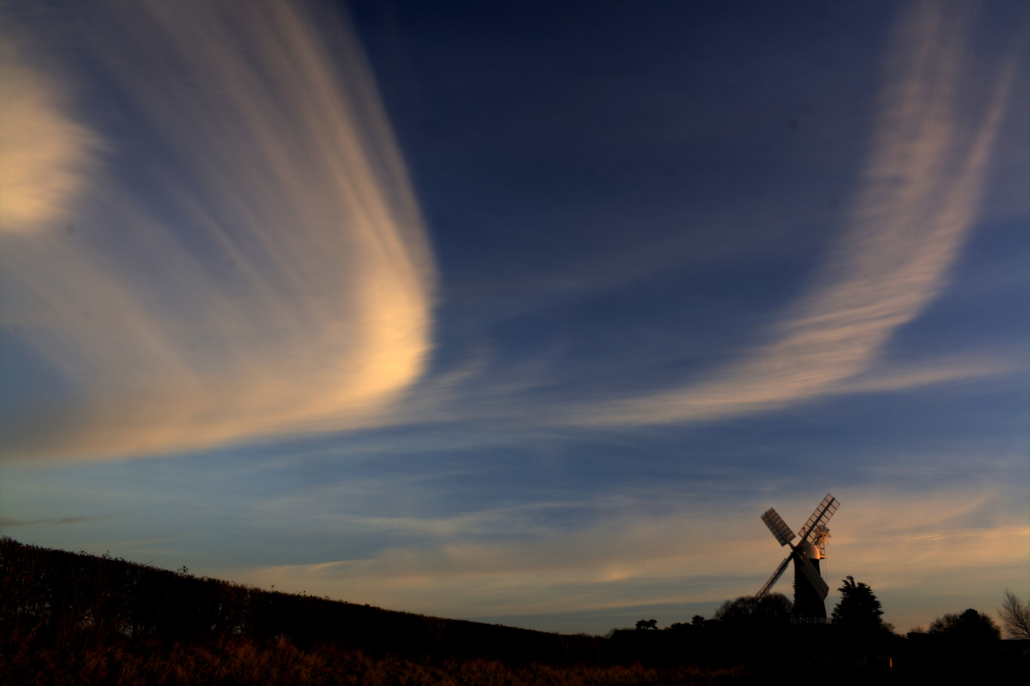 Photograph Sweep the sky by Keith Britton on 500px
