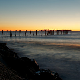 Another shot of the 59th Street pier in Ocean City, NJ.