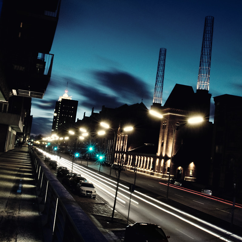 Photograph Hafencity - study IV by Ronny Ritschel on 500px