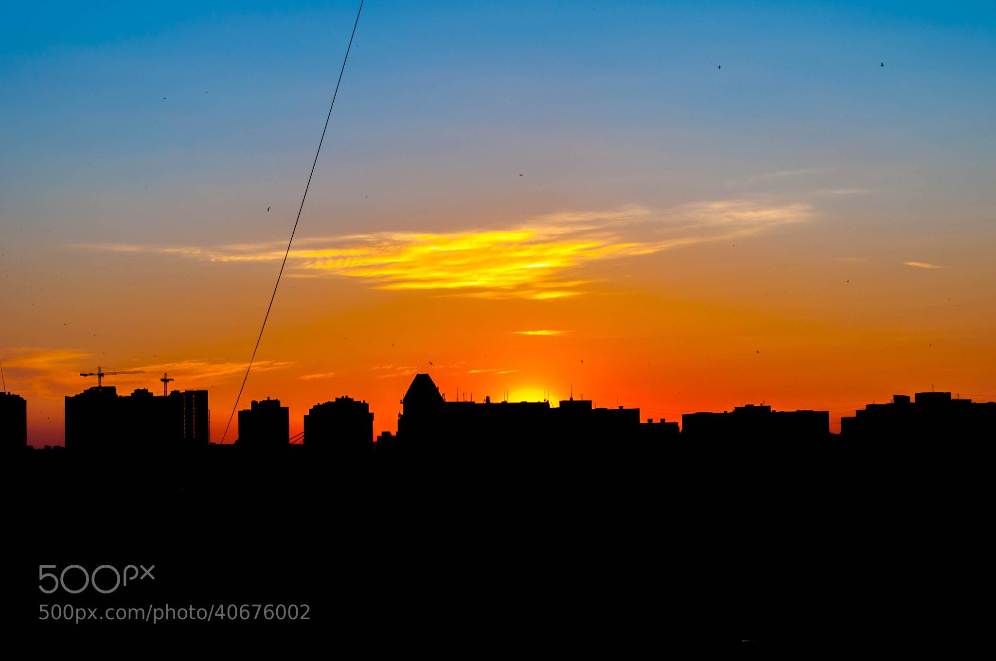 Photograph sunset... by Eugene Simonenko on 500px