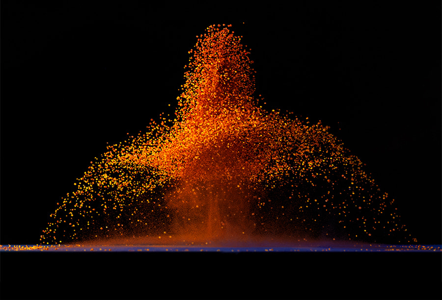 Photograph Dancing Colors No.1 by Fabian Oefner on 500px