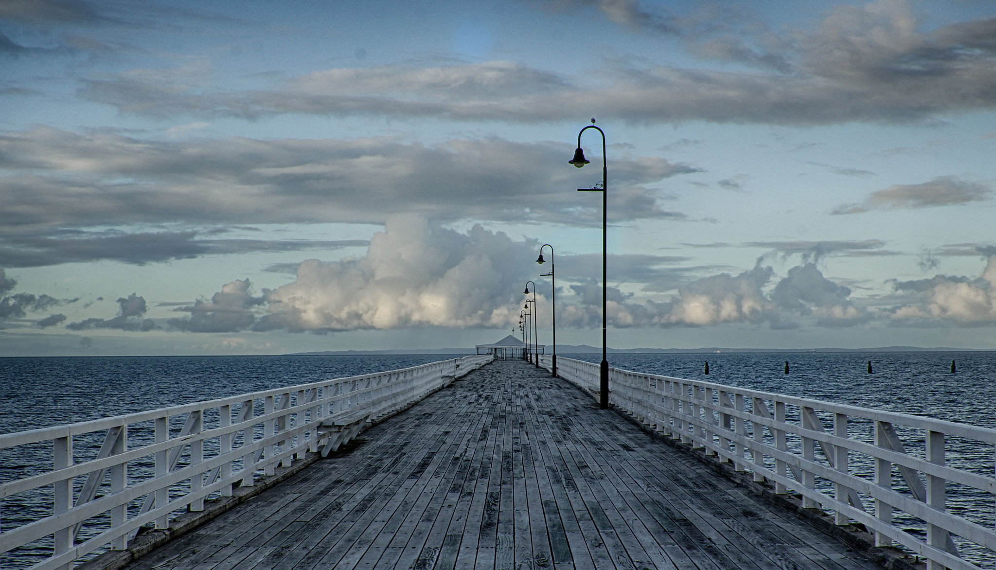 Photograph Shorncliffe Jetty by Trevor Gensch on 500px