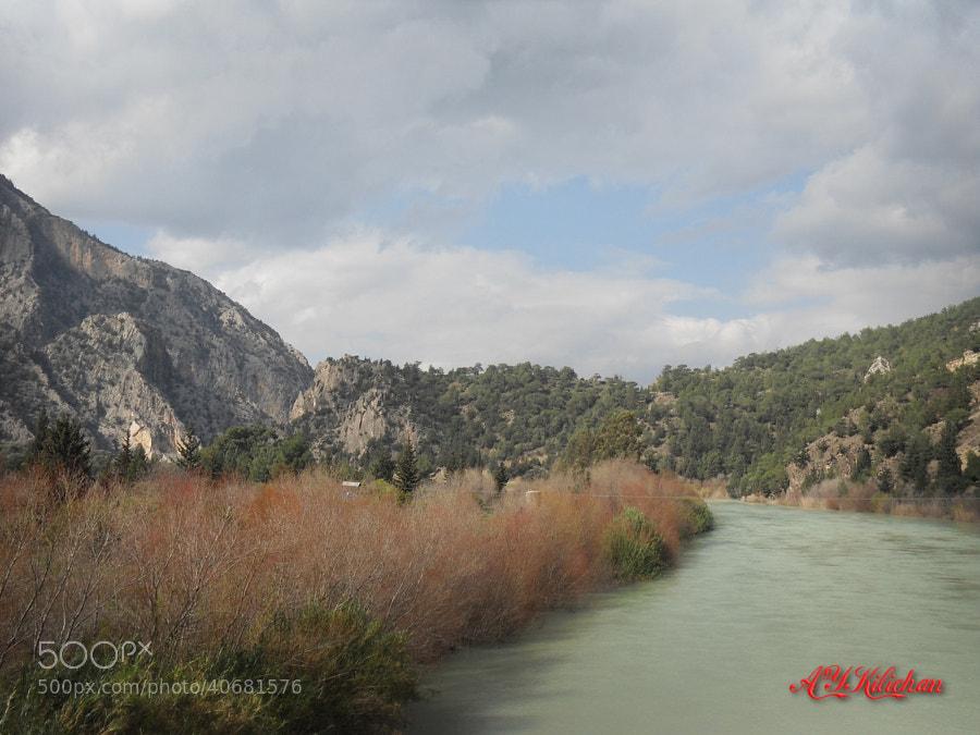 Goksu River by Yıldırım Kılıçhan on 500px.com