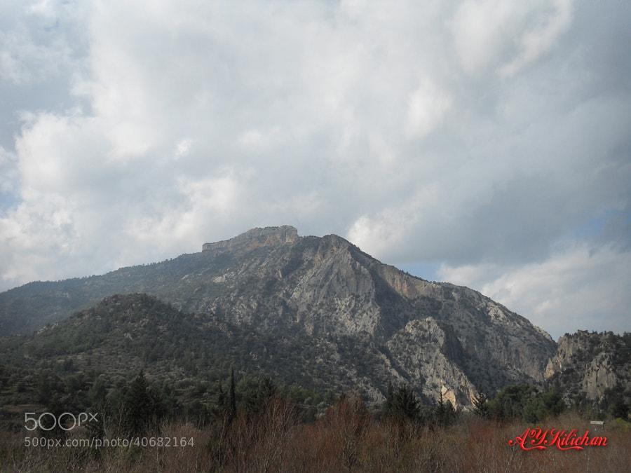 Toros Mountains by Yıldırım Kılıçhan on 500px.com
