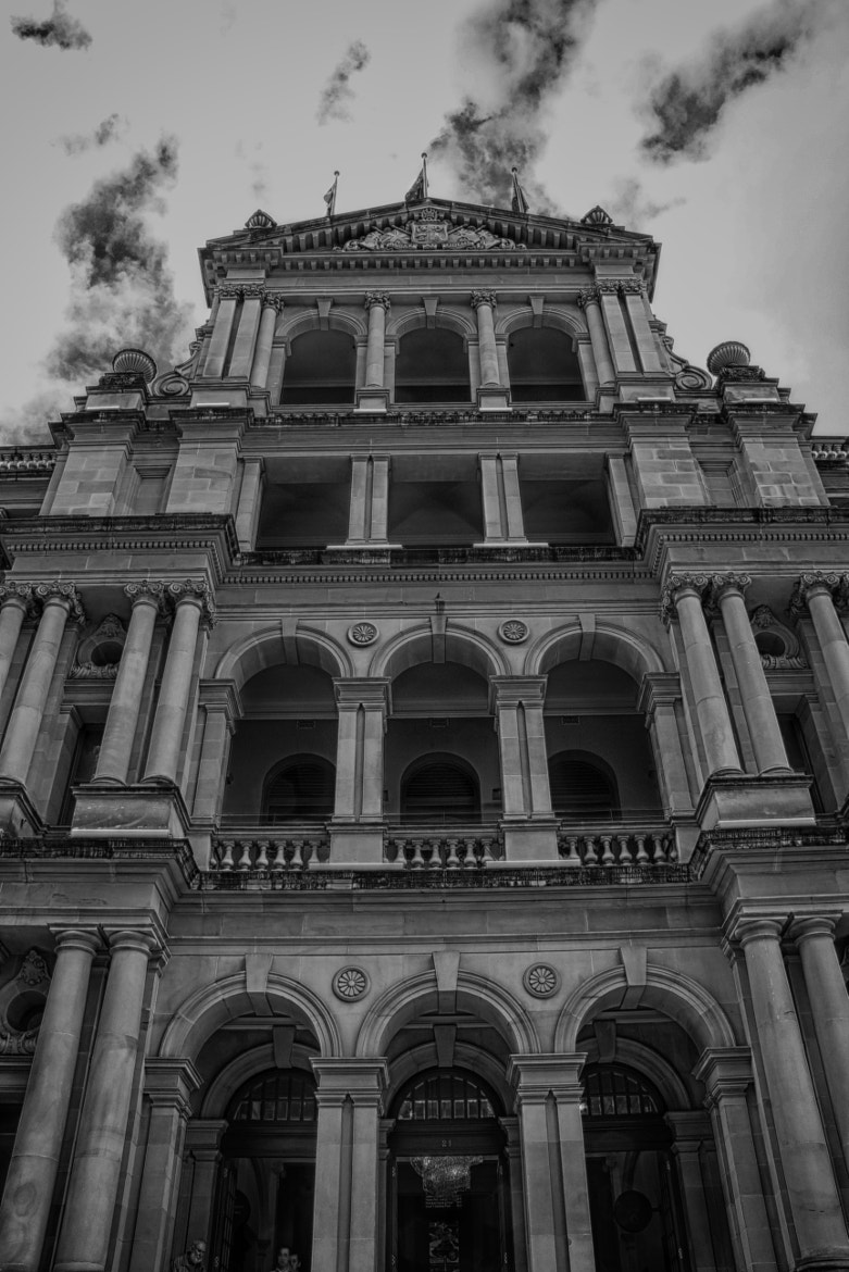 Photograph Treasury Casino Entrance - Brisbane by Trevor Gensch on 500px