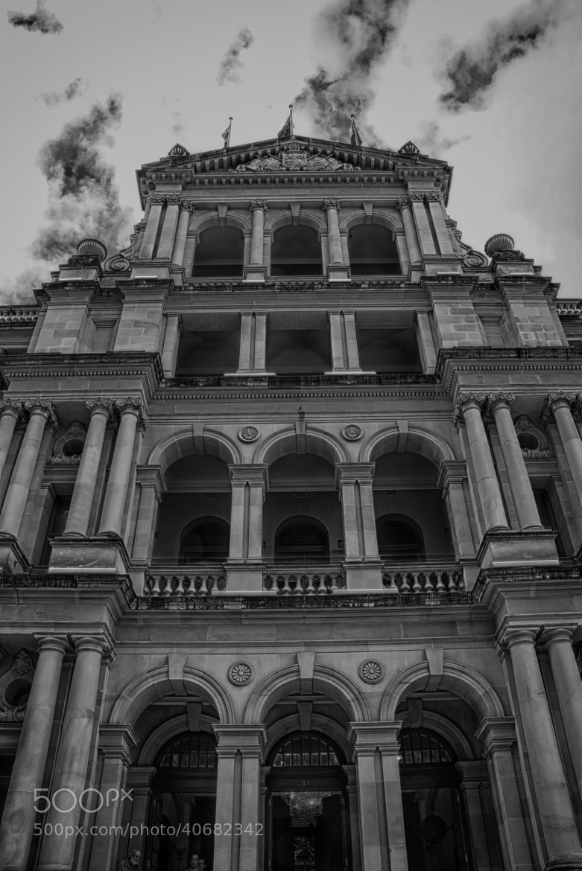 Photograph Treasury Casino Entrance - Brisbane by Trevor Gensch on 500px