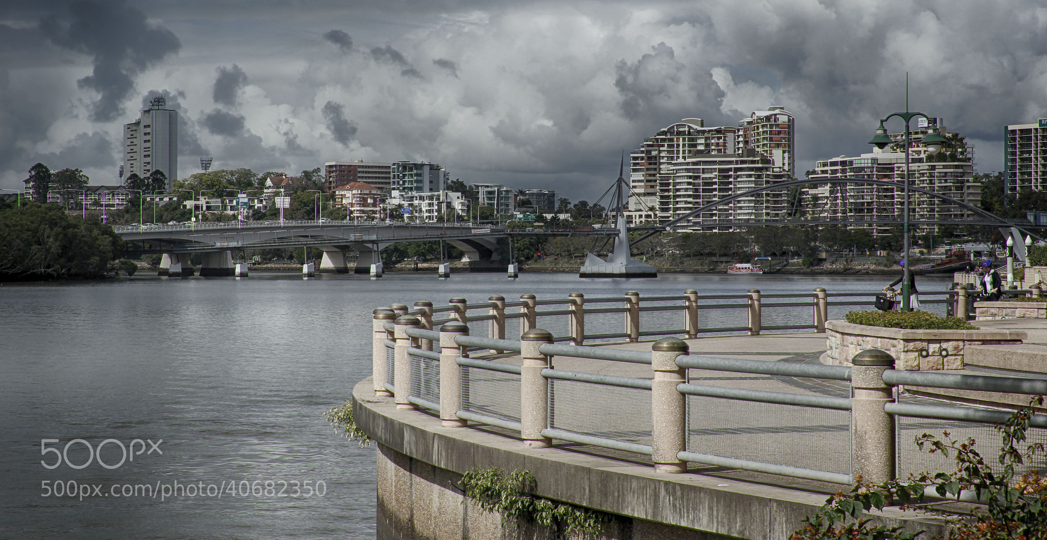 Photograph South Bank river walk by Trevor Gensch on 500px