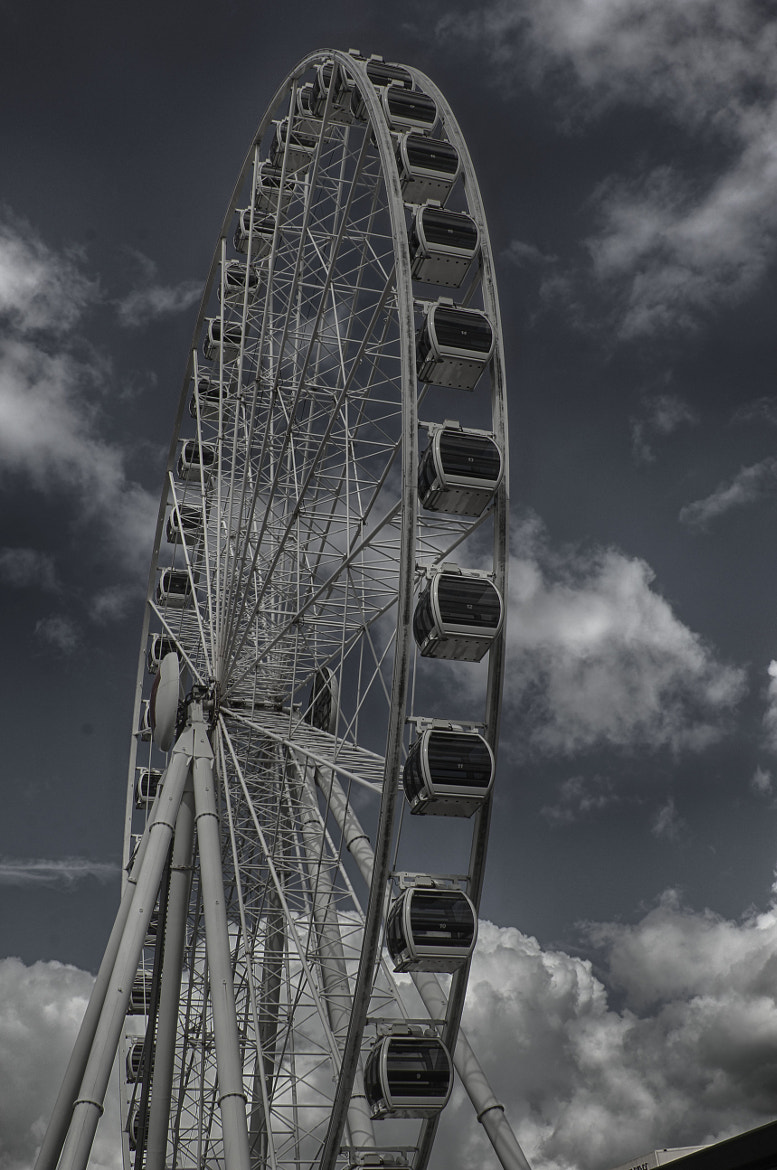Photograph The Wheel of Brisbane by Trevor Gensch on 500px