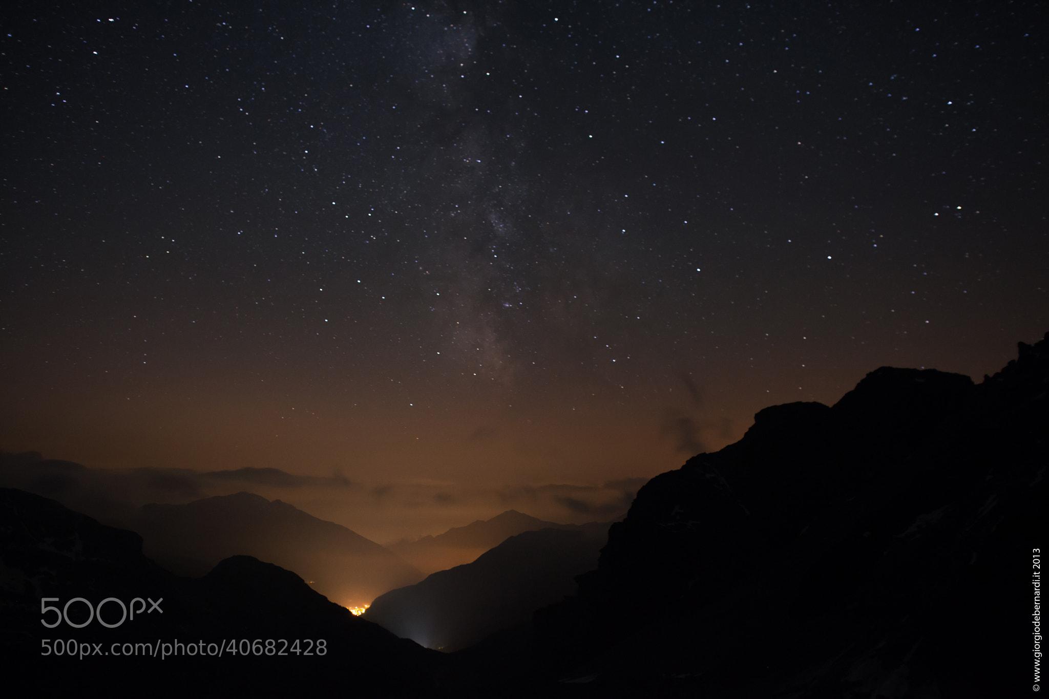 Photograph Dal rifugio Mezzalama by giorgio debernardi on 500px