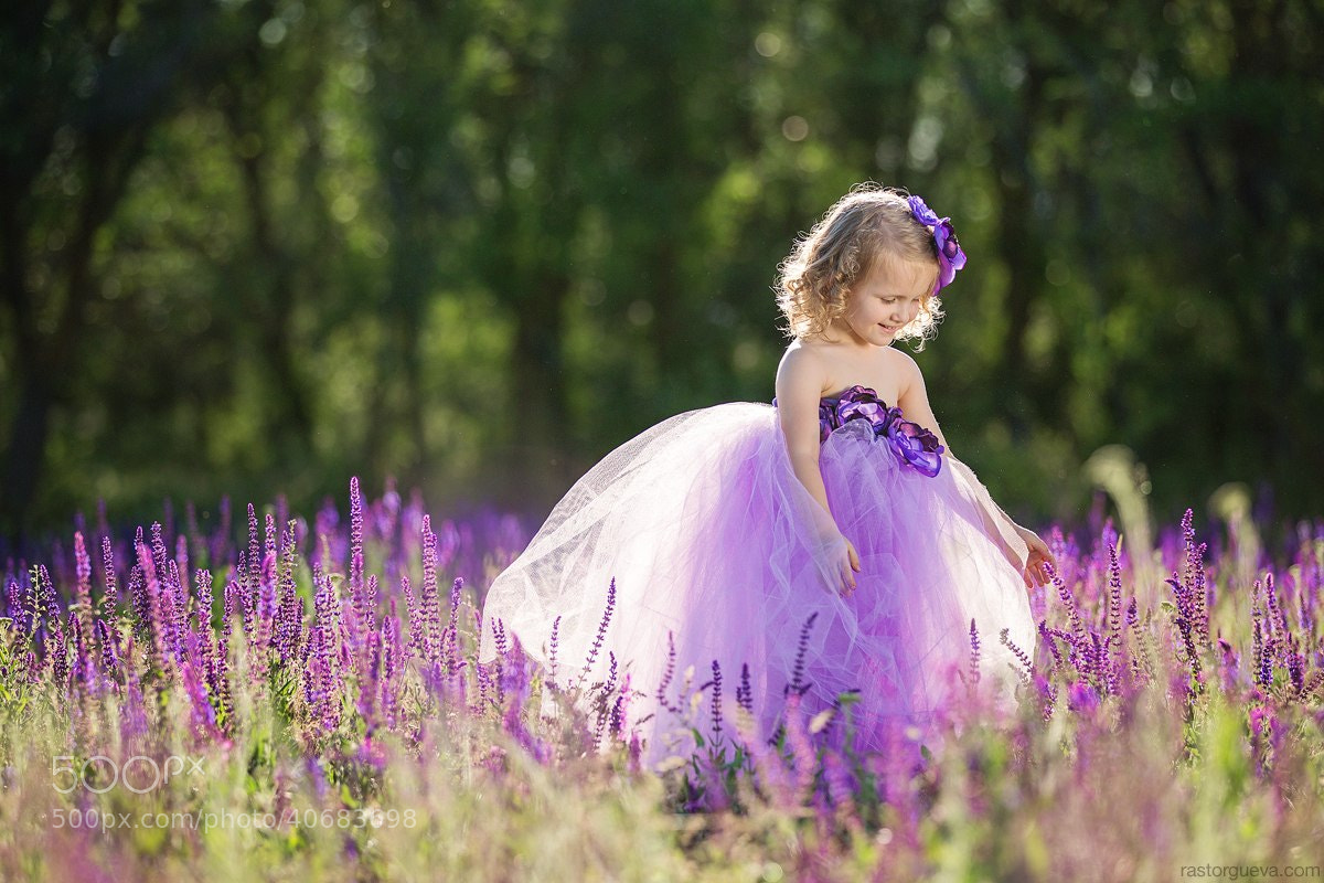 Photograph purple happiness by Natalia Rastorgueva on 500px
