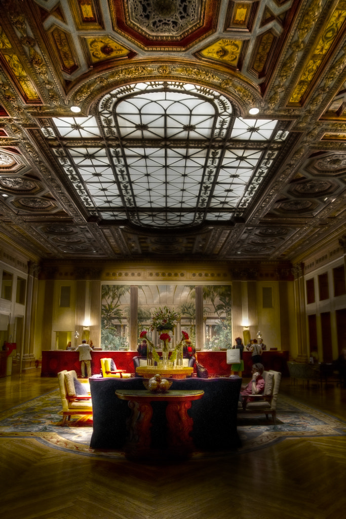 Photograph Check-in At The Biltmore by Shane Lund on 500px