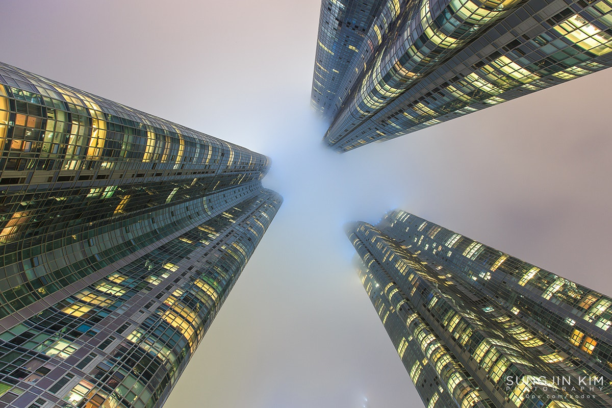 Photograph Look up the sky by Sungjin Kim on 500px