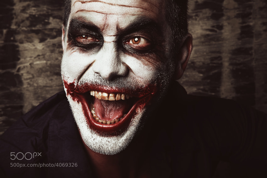 Photograph whysoserious by mehmeturgut on 500px
