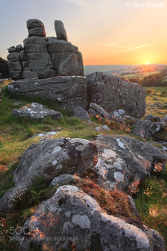 Photograph Hound Tor by Steve Mackay on 500px