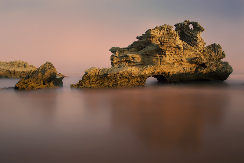 Photograph Lonely Rocks by Jacques Matthysen on 500px