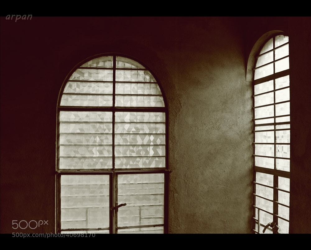 Photograph open the window,let me be free by Arpan Banerjee on 500px