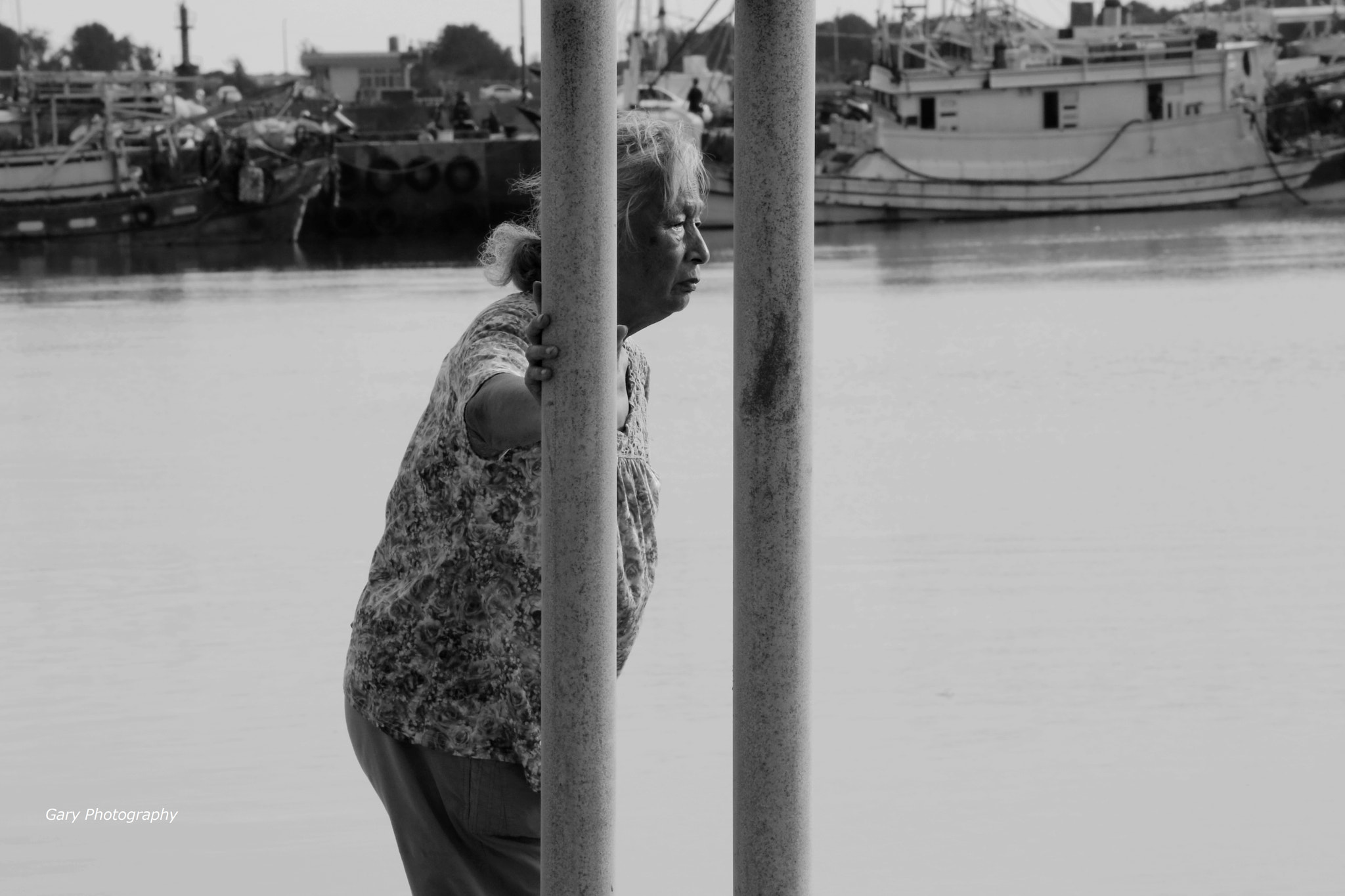 Photograph Seafarer miss their loved ones by garywu on 500px