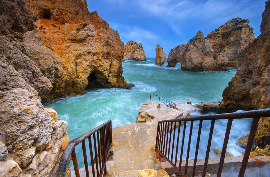Photograph Ponta da Piedade by Darek Gruszka on 500px