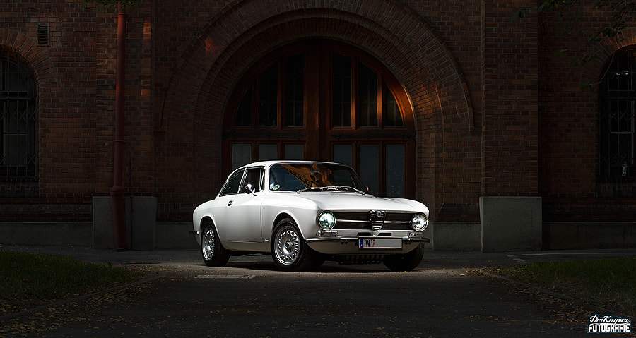 Alfa Bertone by Marco Koller on 500px.com