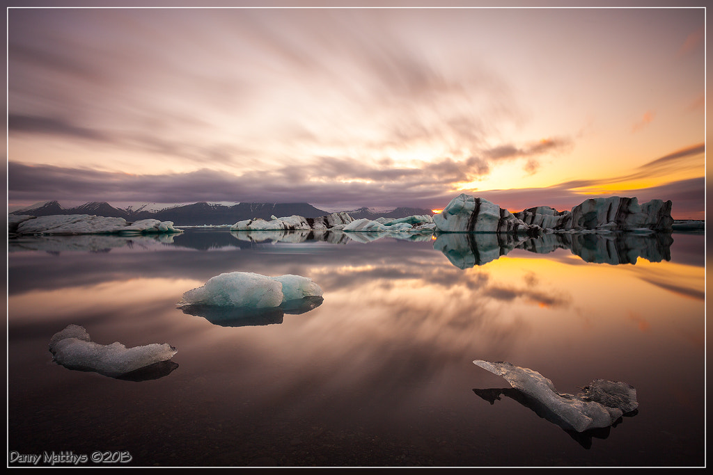 Photograph Ice, wind and fire by Danny Matthys on 500px