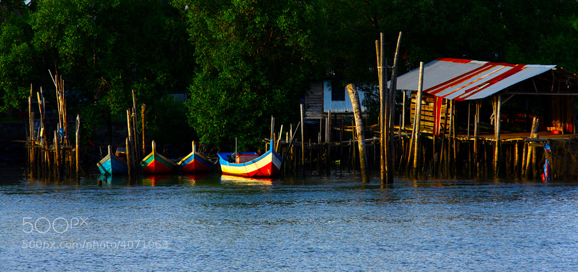 Photograph Waiting for new  journey by Hasbullah Hashim on 500px