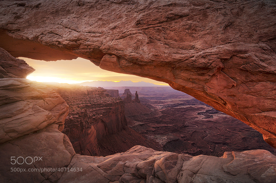 Photograph The View Through the Arch by Jimmy Mcintyre on 500px