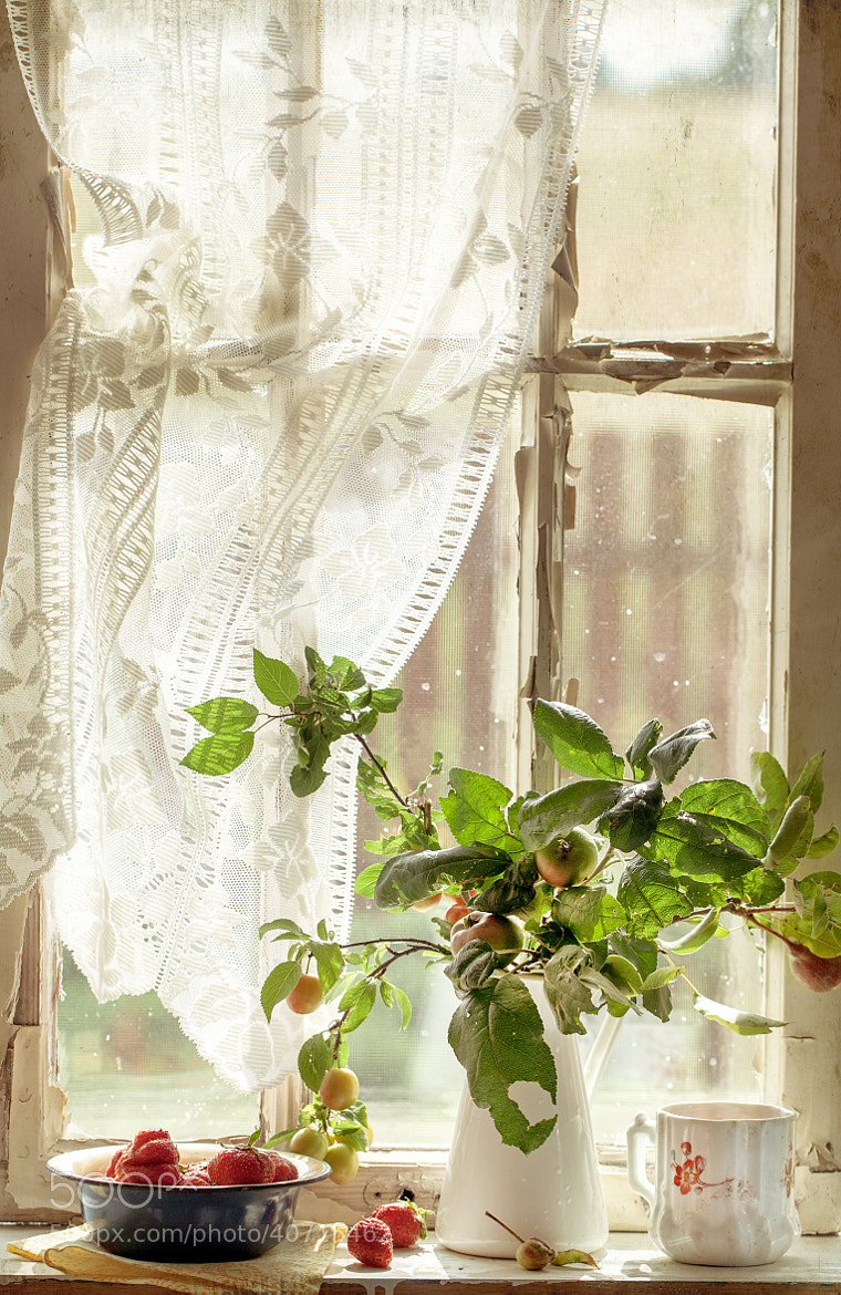 Photograph Summer Windowsill by Natasha Breen on 500px