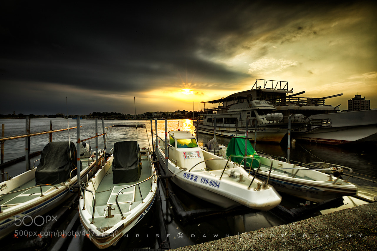 Photograph Before Storm 風雨前夕 by SUNRISE@DAWN photography 風傳影像 on 500px