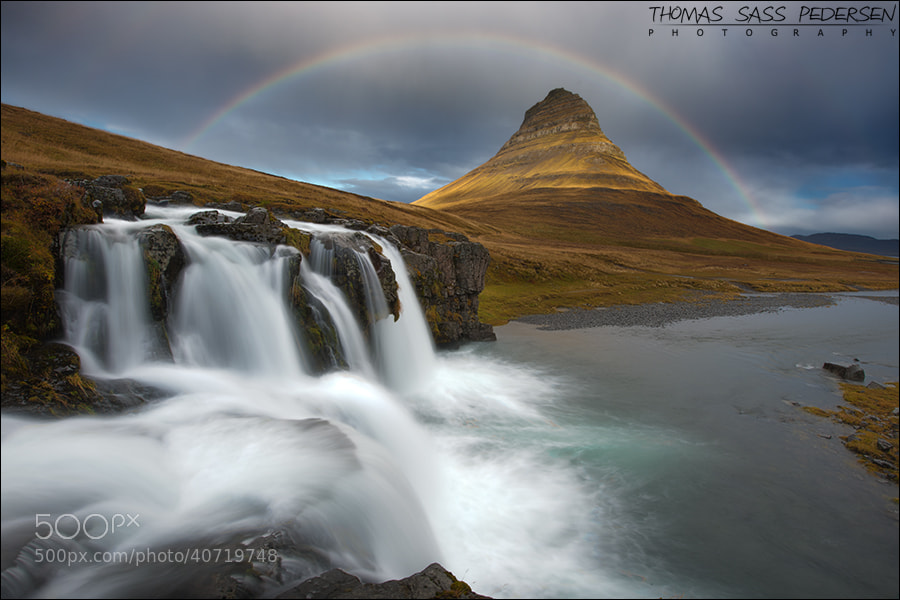 Photograph Kirkjufell by Thomas Sass Pedersen on 500px