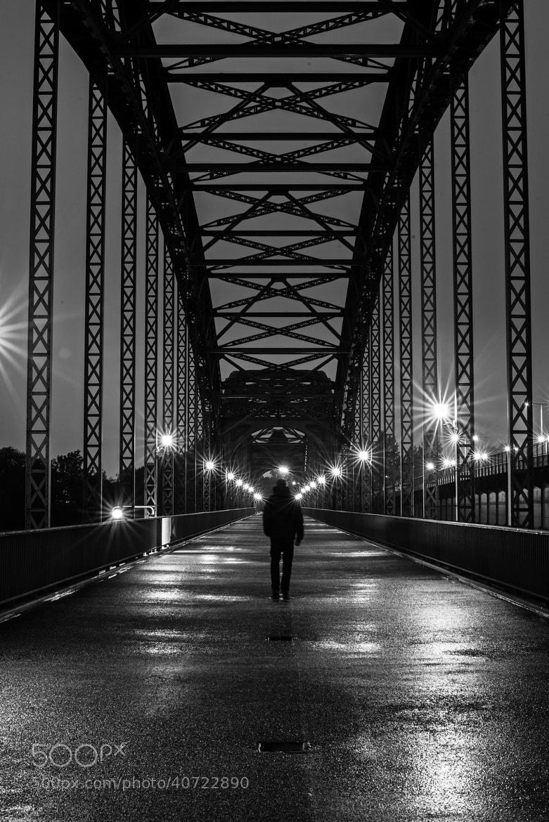 Photograph alone in the dark by Patrick Zander on 500px