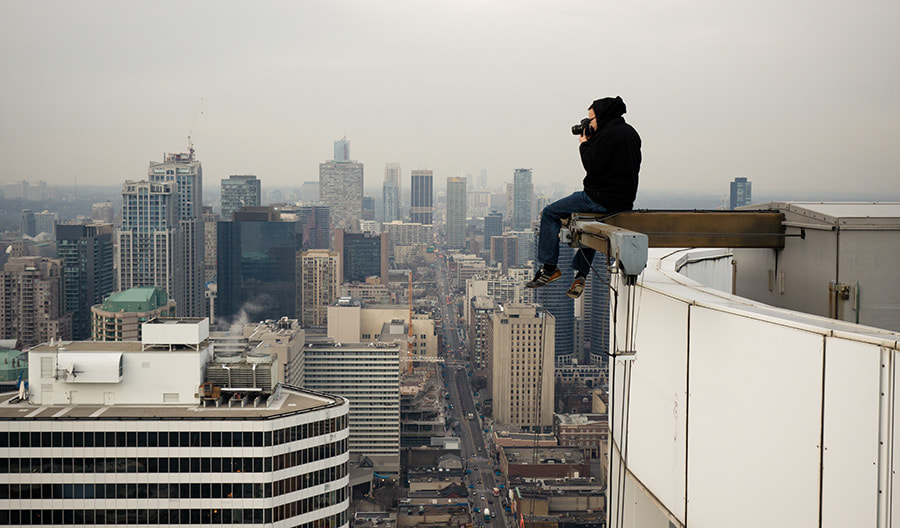 Photograph Shooter by Roof Topper on 500px