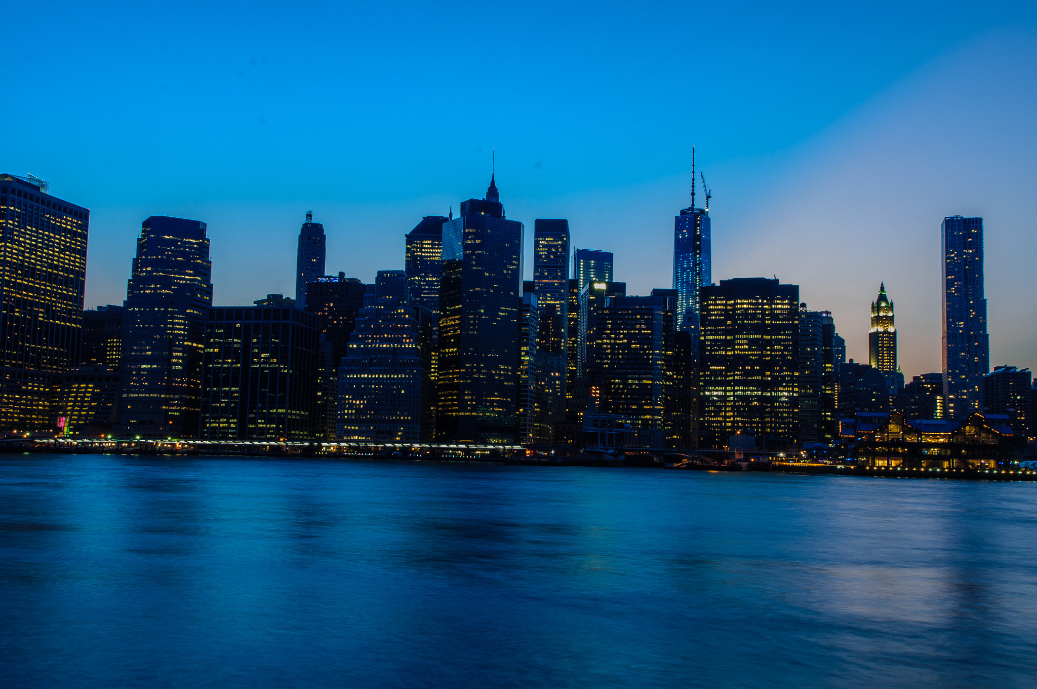 Photograph Lower Manhattan by Christopher Ryan on 500px