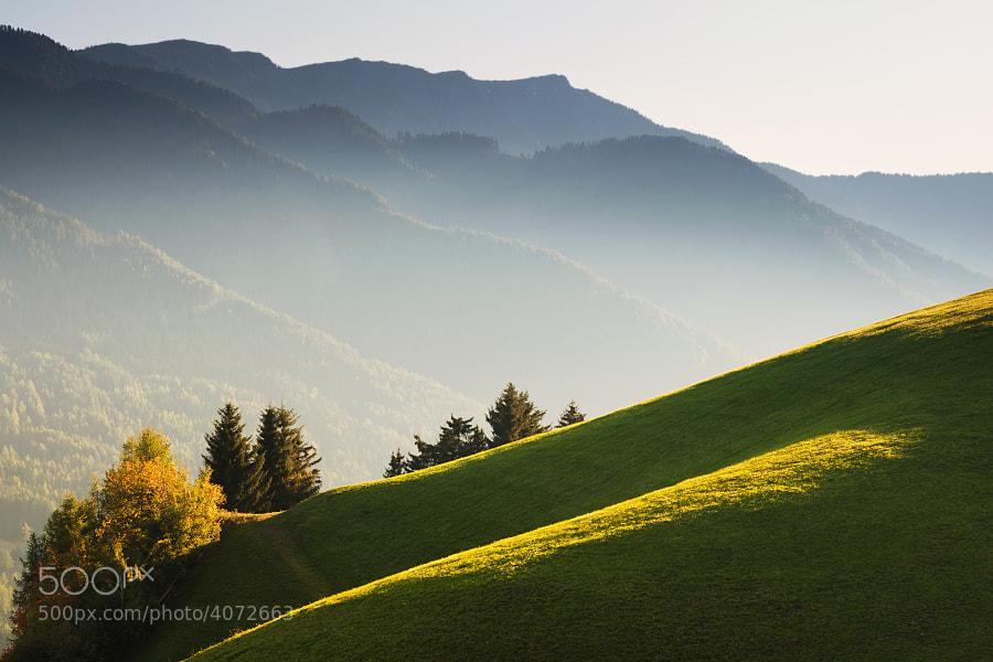 Photograph Mountain meadows by Daniel Řeřicha on 500px