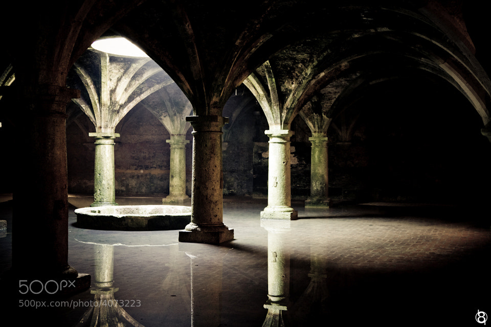 Photograph Cistern of the El Jadida fortress by Tom LELOUP on 500px