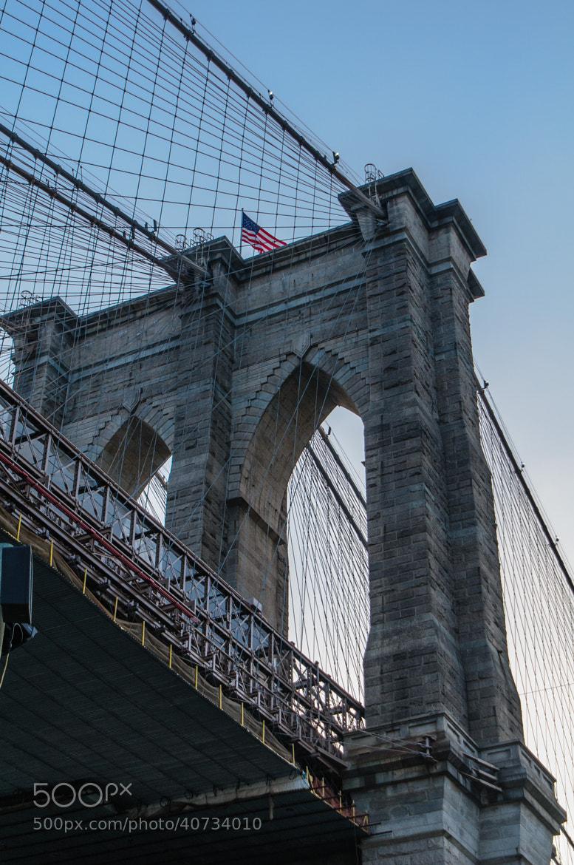 Photograph Brooklyn Bridge by Christopher Ryan on 500px