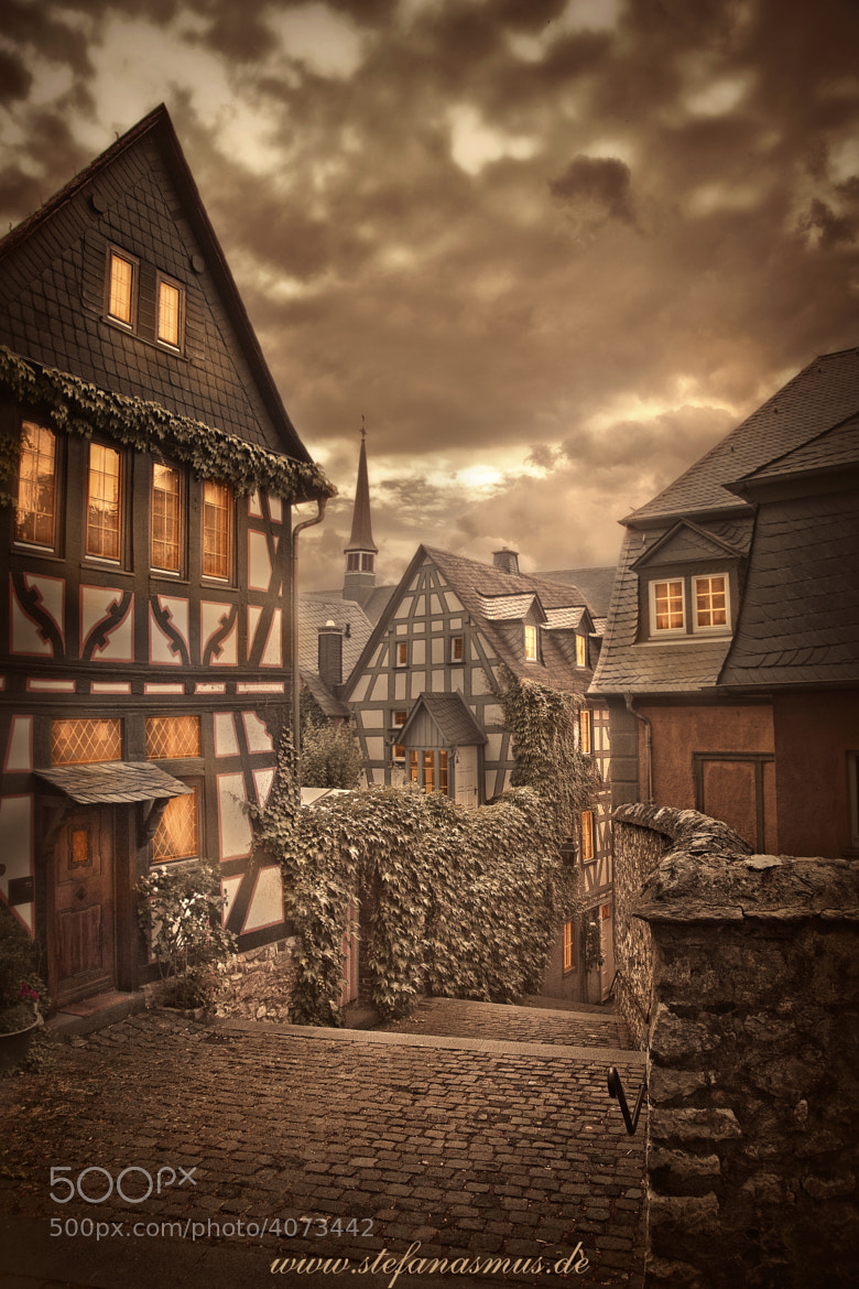 Photograph Harry Potter is coming 2 by Stefan Asmus on 500px