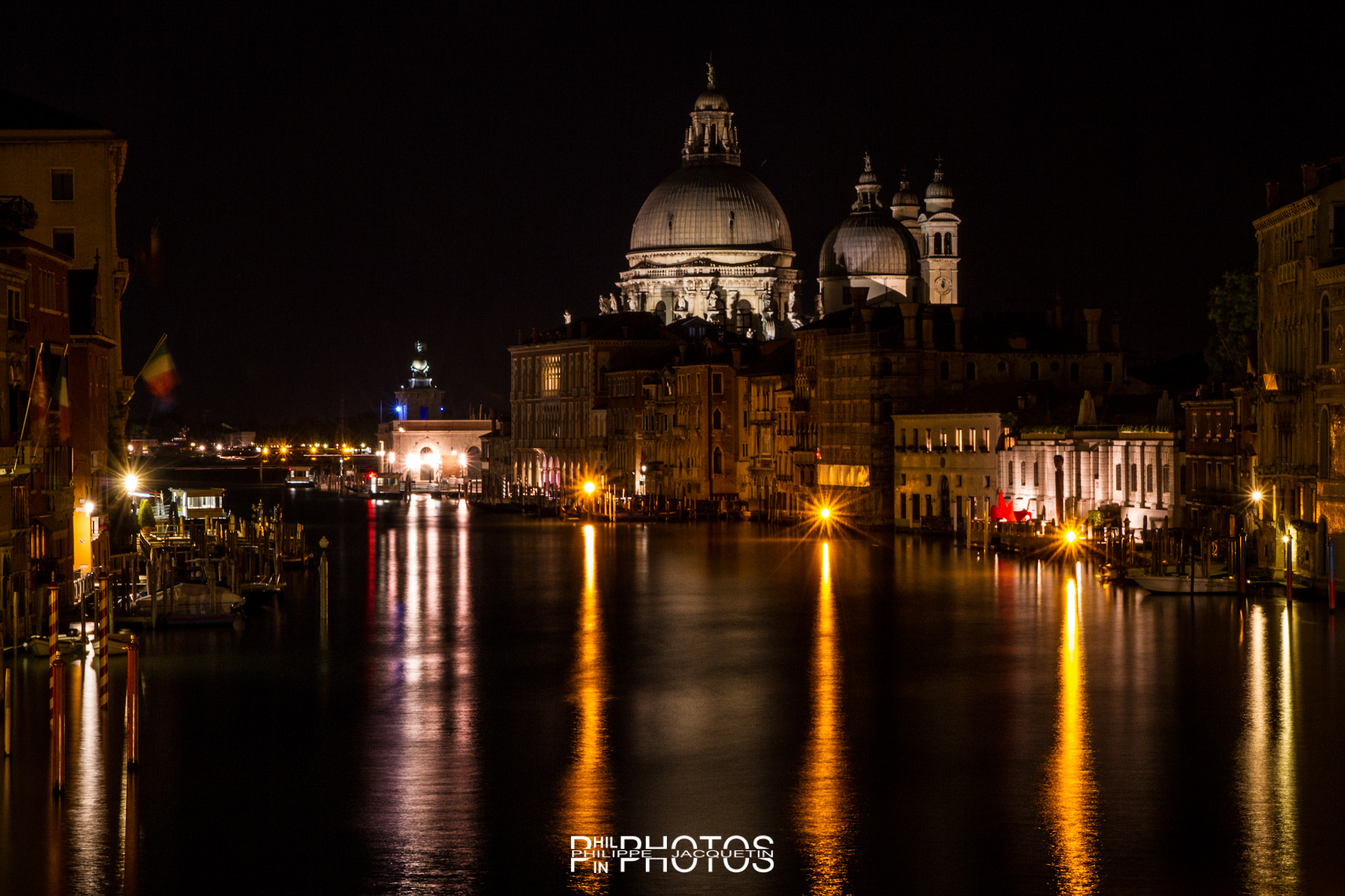 Photograph Venise by night by Philippe Jacquetin on 500px