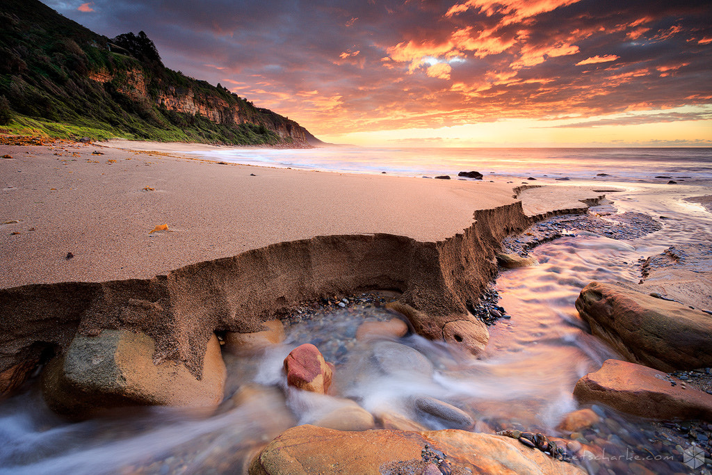 Photograph stony creek sunrise by Luke Tscharke on 500px